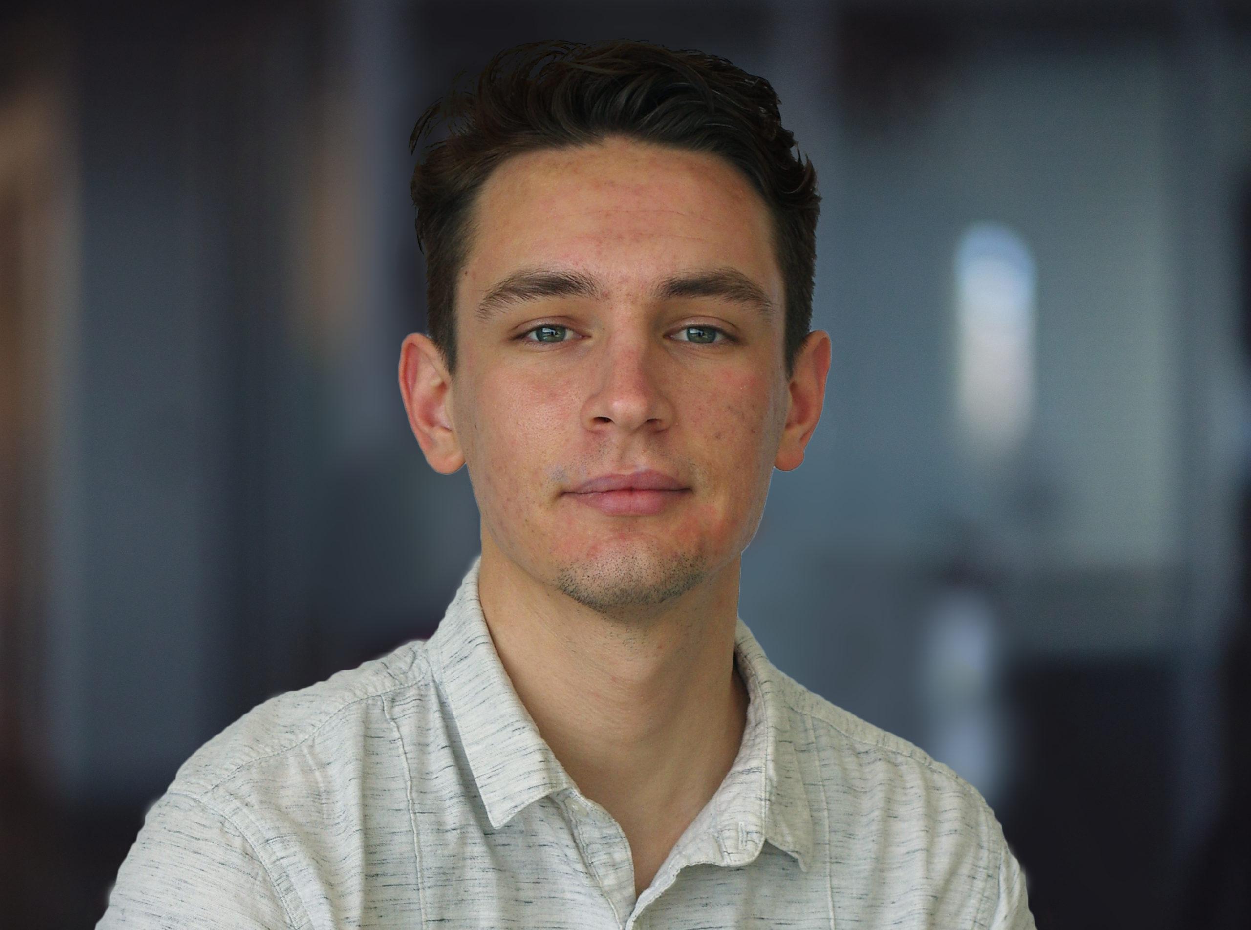Luke Harding - Junior Designer